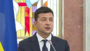 زيلينسكي يدعو الناتو لتعزيز حضوره العسكري في البحر الأسود