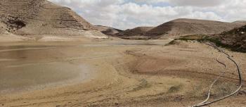 ليس الوالة وحده ..  3 سدود اخرى في الأردن مهددة بالجفاف
