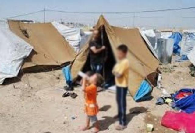 التنمية: الخيم سبب مشكلة التسول في الزرقاء