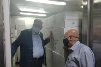 الصحة: مخزون الأردن من المطاعيم يكفي 6 أشهر
