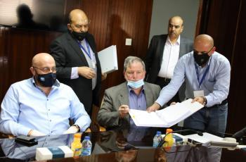 اتفاقية لهيكلة شبكات المياه في عمّان ومأدبا