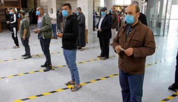 ليبيا تسجل 8 وفيات و715 إصابة جديدة بكورونا
