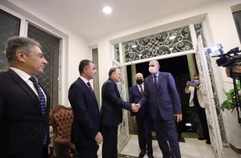 وزير الداخلية العراقي يعد بحل إشكاليات تواجه جالية بلاده في الاردن