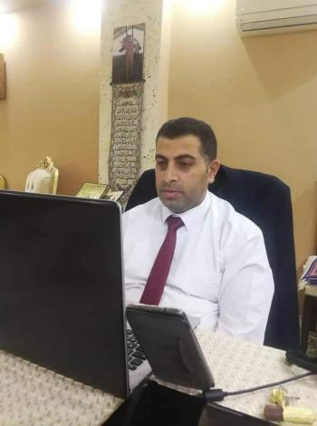 جودت صافي الكساسبة .. مبارك الدكتوراه
