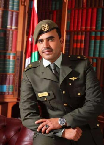 محمد فرج الجبور ..  مبارك التخرج