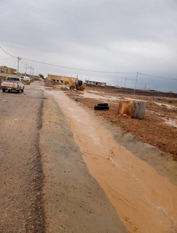اعادة فتح طريق بغداد الدولي أمام حركة المركبات