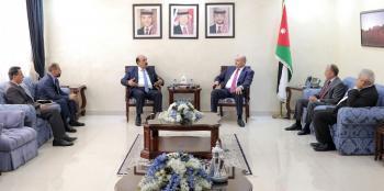 مدير عام مؤسسة المتقاعدين العسكريين يلتقي رئيس مجلس النواب