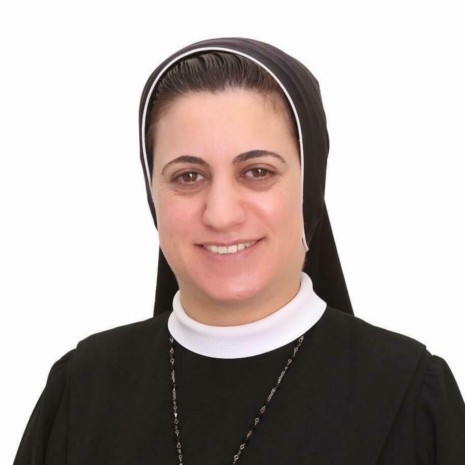 الاخت دميانا بدر