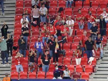 كأس السوبر الأوروبية ..  الجماهير تنتصر على كورونا