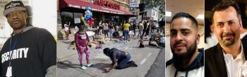 العربي صاحب المتجر المشتكي على مفجر احتجاجات امريكا يتحدث عن تفاصيل مثيرة