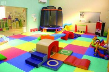 دليل اجراءات العمل والوقاية في حضانات الاطفال