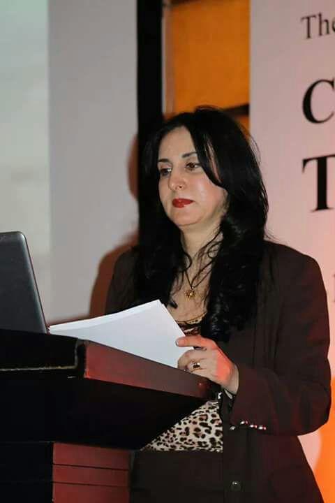 الدكتورة منال المزاهرة