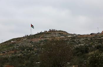 الاحتلال يمنح المستوطنين آلاف الدونمات بالضفة الغربية