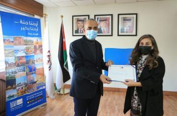 السياحة تكرم الفائزين بجائزة الحفاظ على التراث العمراني والحضري