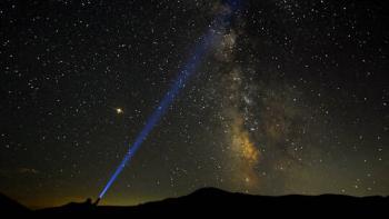 اكتشاف مثير للدهشة في قلب مجرتنا!