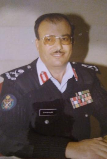 مساعد مدير الأمن الأسبق عوني مسمار في ذمة الله
