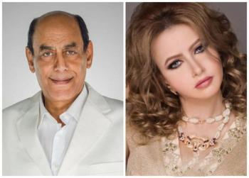 نعتها بـ حالة شاذة ..  مي العيدان ترفع قضية سب وقذف ضد أحمد بدير