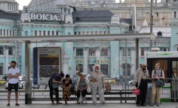 روسيا: 93 وفاة و6719 إصابة جديدة بفيروس كورونا
