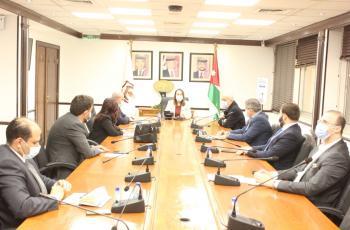 وزيرة الصناعة: نسعى لزيادة صادرات القطاع الدوائي