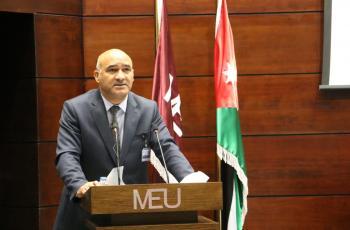 جامعة الشرق الأوسط: تخصصاتنا تلبي حاجة الأسواق المحلية والدولية