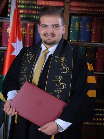 المحامي ياسر علي الخوالدة ..  مبارك