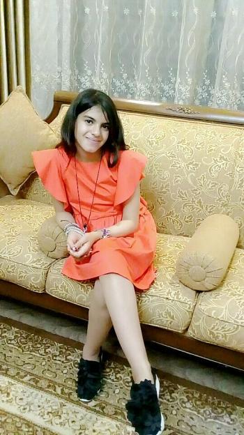 روبينا علاء العموش ..  عيد سعيد