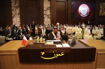 العاهل البحريني يغادر الأردن