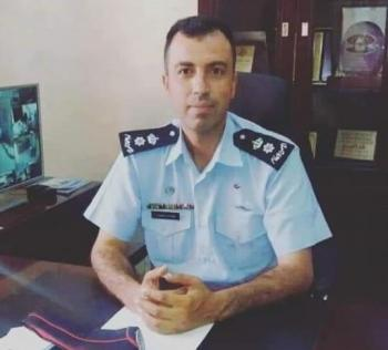 المقدم وائل مهيدات ..  مبارك
