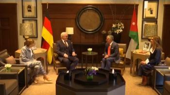 الملك والرئيس الالماني يبحثان هاتفيا التطورات الاقليمية وجائحة كورونا