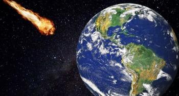 صخرة فضائية تتجه نحو الأرض