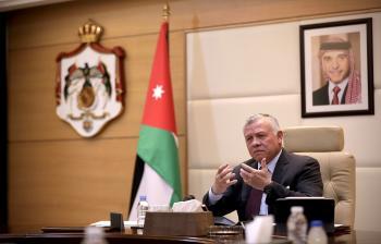 الملك: نجاح أي وزير بالتواصل مع الناس والتواجد في الميدان (صور)
