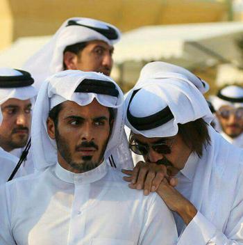 قطر تشيّع الشيخ خليفة