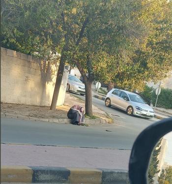 التنمية: المسن الذي تم تداول صورته لديه قيود متعددة ولا يسكن في عمان