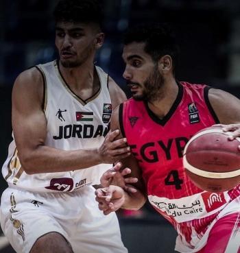 منتخب السلة (ب) يخسر أمام مصر ببطولة الملك عبدالله الثاني
