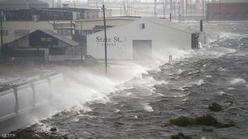 العاصفة هانا تجبر سكان جنوبي تكساس على إخلاء منازلهم