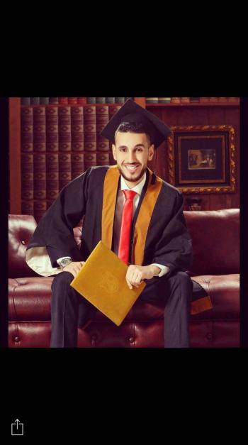مهند الزيود .. مبارك التخرج
