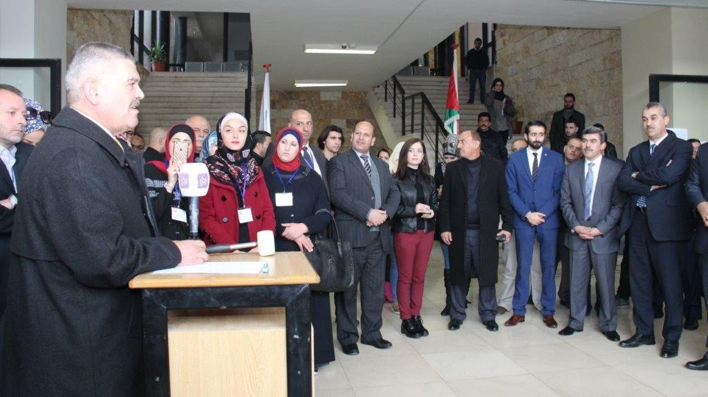 مبادرات طلبة قسم إدارة الأعمال في عمان العربية