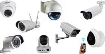 مطلوب توريد وتركيب كاميرات مراقبة