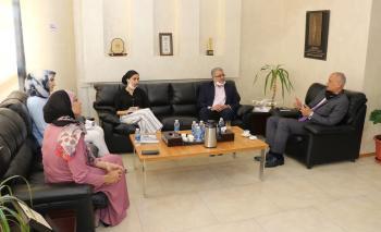 عمان العربية و  وشومان بصدد دعم بحوث متخصصة في مواجهة فيروس كورونا