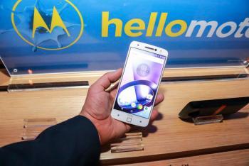 لينوفو تطلق هاتفاً جديدًا من سلسلة موتورولا