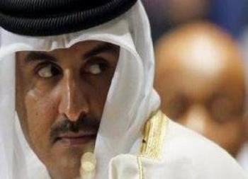 أين اختفى أمير قطر؟