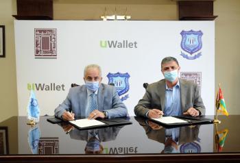 UWallet توقّع اتفاقية تعاون مع جامعة عمّان الأهلية وتقدم حلول دفع مبتكرة للطلبة والهيئة التدريسية