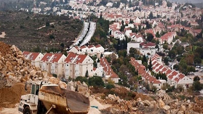 الرئاسة الفلسطينية تدين مواصلة الاحتلال لسياساته الاستيطانية