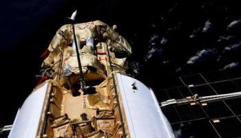 أول تعليق من روسيا بعد خروج محطة الفضاء الدولية عن مسارها