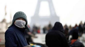 فرنسا ..  577 ألف إصابة بكورونا والوفيات 31744