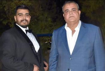 شادي محمد سامي الهزايمة ..  زفاف مبارك