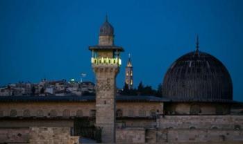 فلسطين النيابية تدين تعطيل مكبرات الصوت في الأقصى