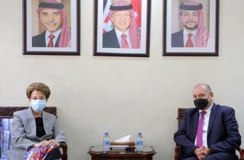 السفيرة اليونانية: ننظر إلى الأردن كشريك رئيسي في المنطقة