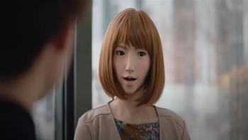 هوليوود تختار الروبوت إريكا بطلة لفيلم كلفته 70 مليون دولار