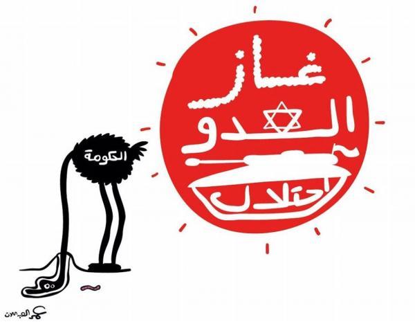 الحملة الوطنية الأردنية لإسقاط اتفاقية الغاز مع العدو الصهيوني